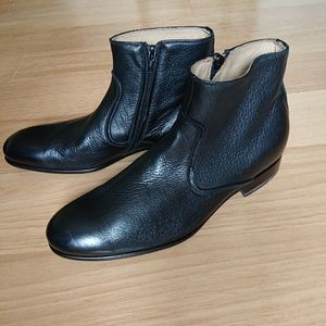 Doucal's Nero Boots